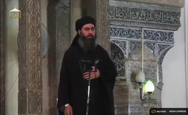 Abu Bakr al-Bagdadi, dzsihadista terrorszervezetet, Irak, Iszlám Állam, terrorizmus,