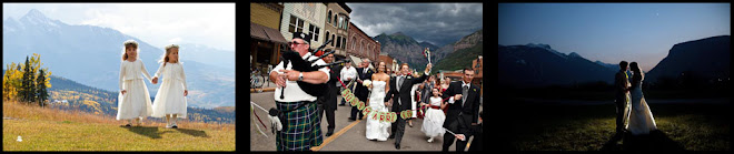 Telluride and Durango Wedding Photography