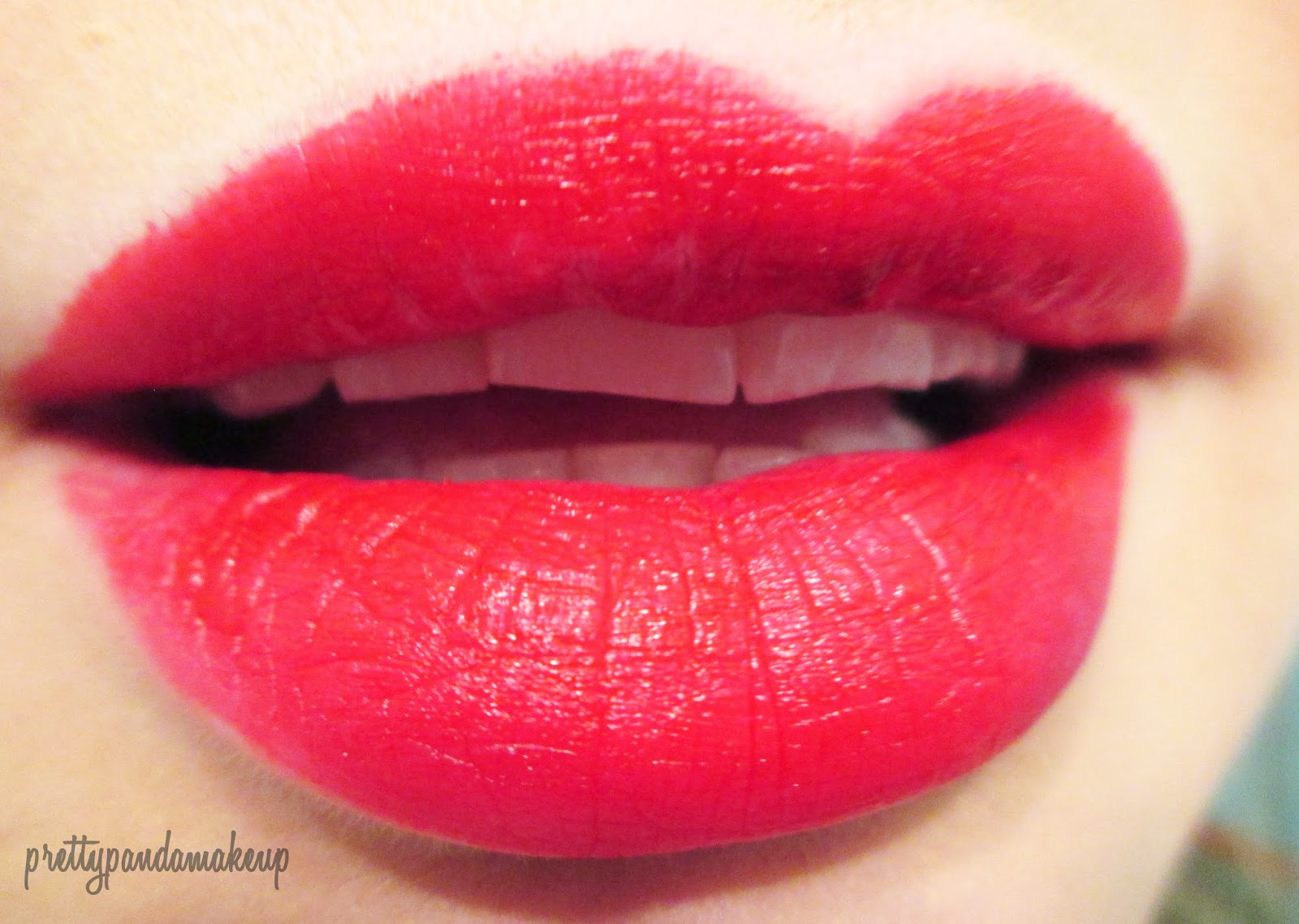 NYX Soft Matte Lip Cream in Monte Carlo lip swatch