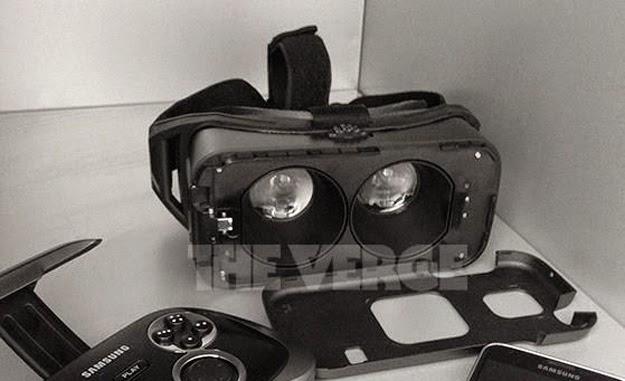 Samsung ya tiene su dispositivo de realidad virtual
