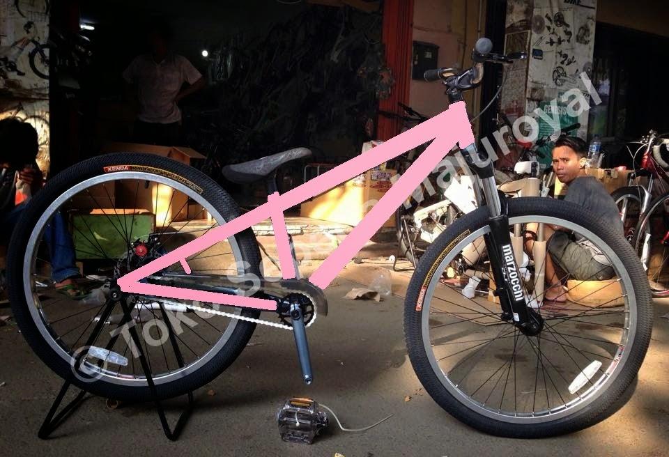 Toko Sepeda Online Majuroyal: Paket Murah Merakit Sepeda Mtb