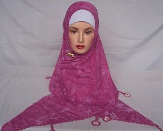 Grosir Jilbab Segitiga