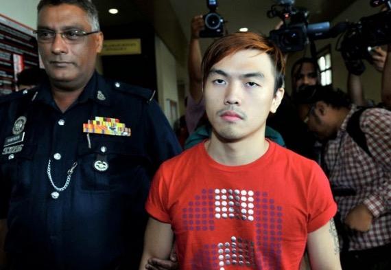 Zahid Hamidi arah PDRM tangkap Alvin Tan