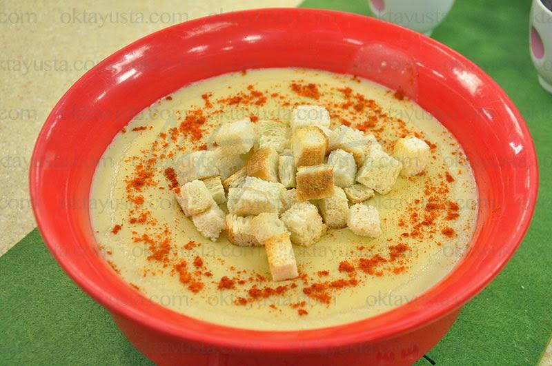 Sütlü Mercimek Çorbası Tarifi Kolay Yapımı