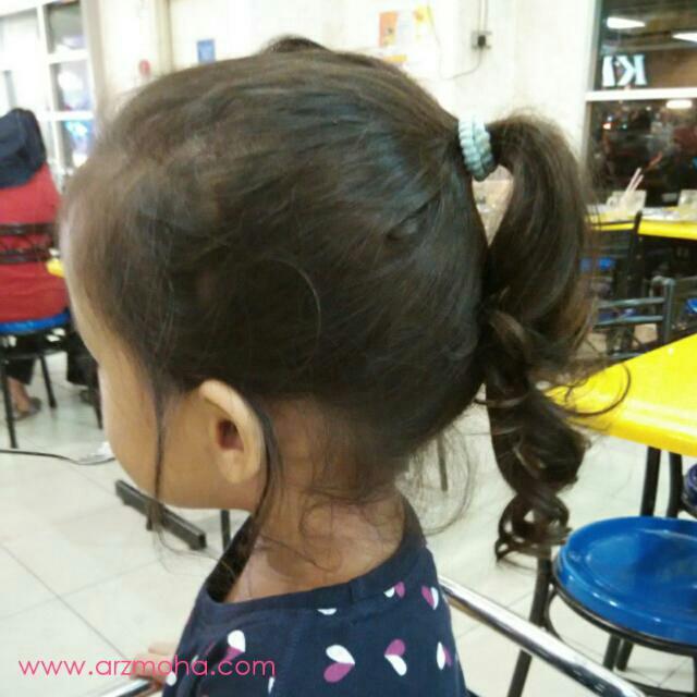 Rambut anak perempuan, kanak-kanak rambut panjang, patutkah kanak-kanak perempuan rambut panjang, cik puteri dan rambut,