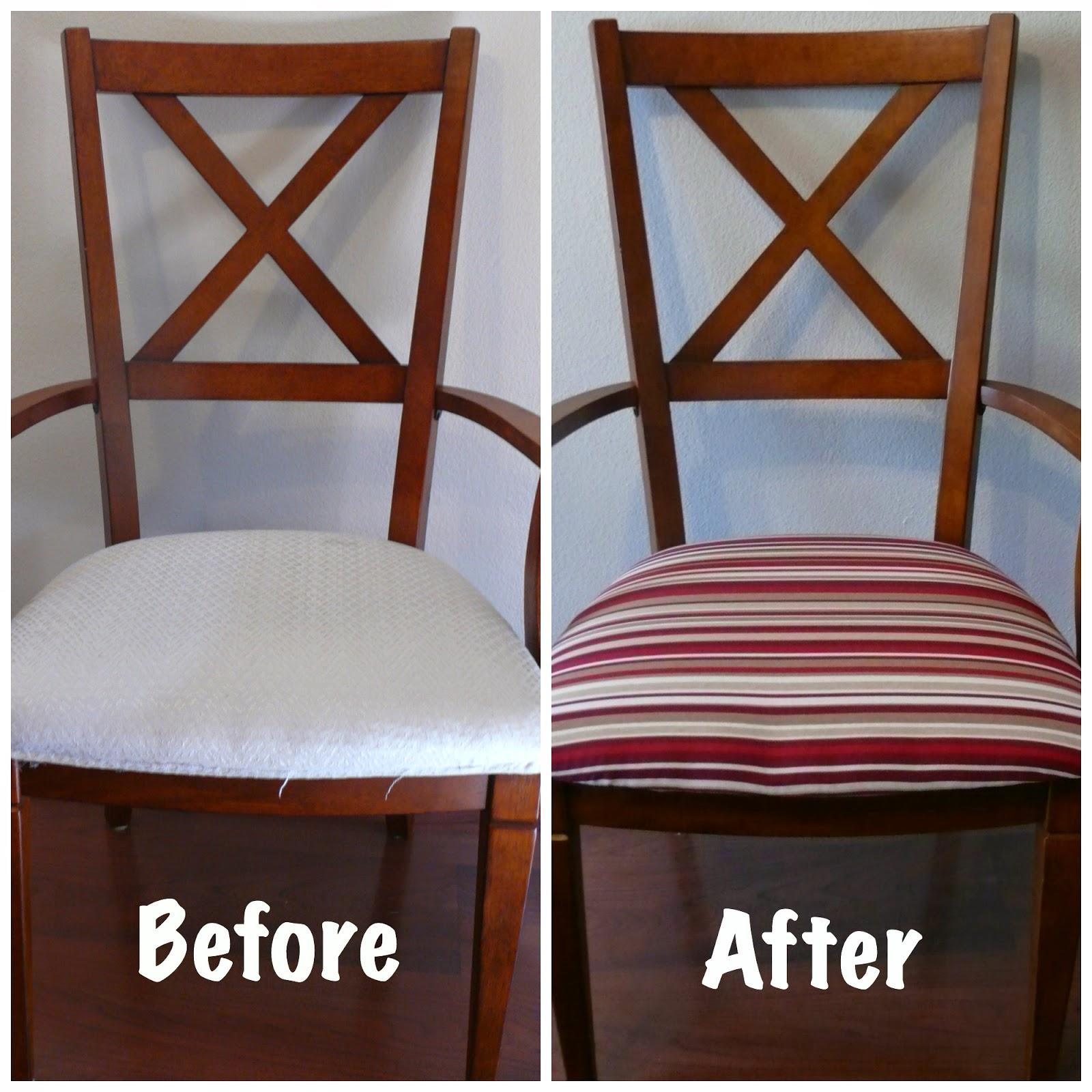 DIY   Dining Room Chair Rehab