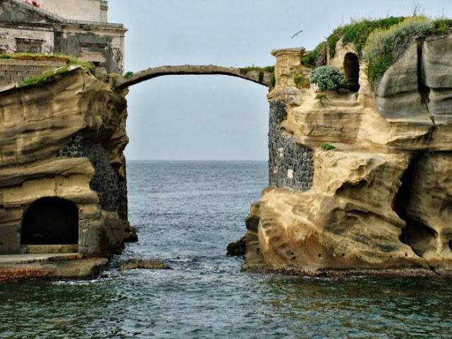 Cursed Island of Gaiola