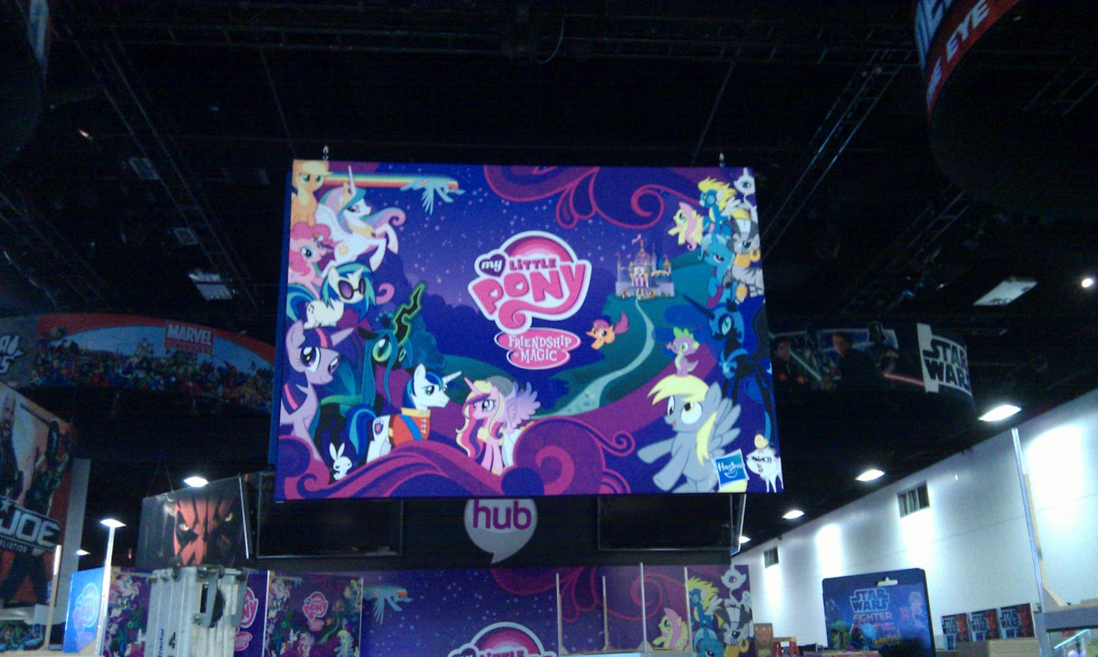 friendship is magic supporting cast � other locations