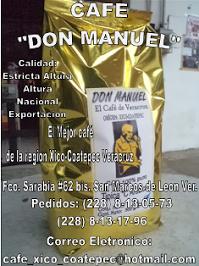 Café don Manuel