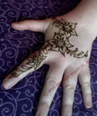 ancient body art of henna
