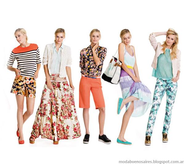 Portsaid primavera verano 2014. Moda 2014.
