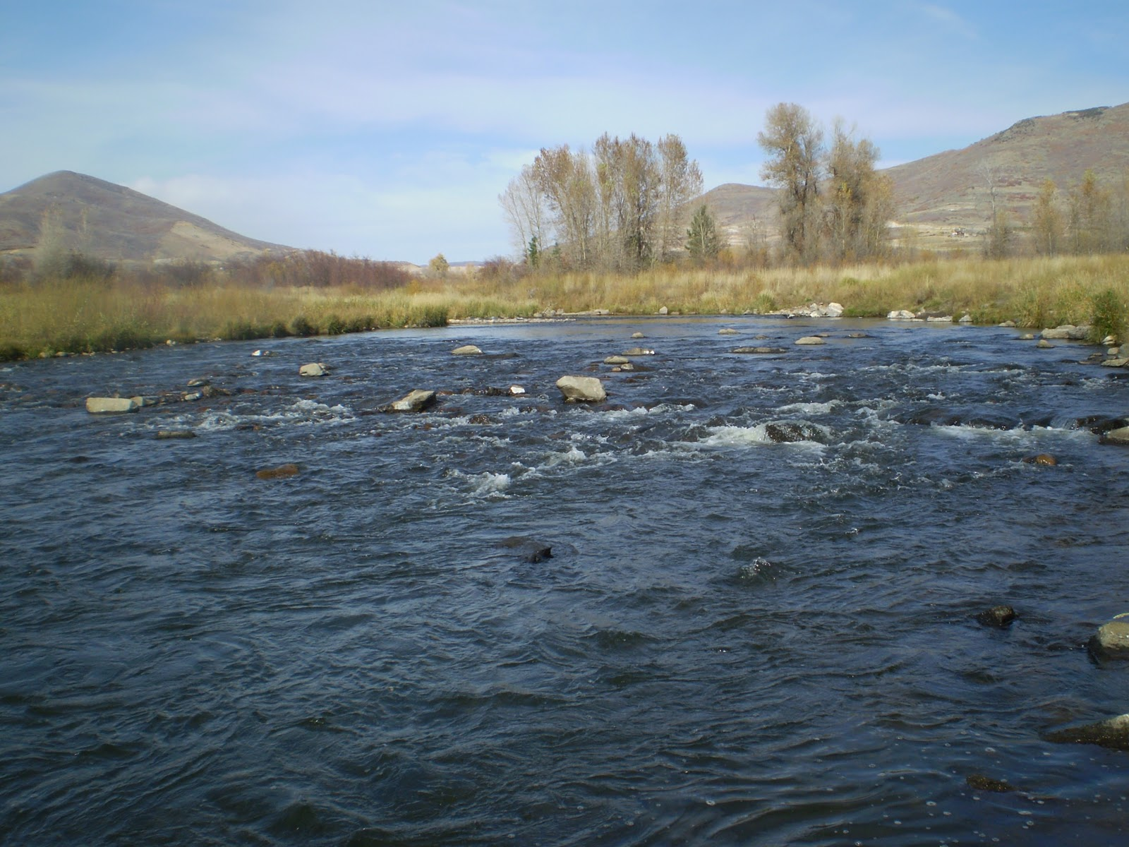 Fly fishing the west with howard fly fishing the middle for Provo river fly fishing