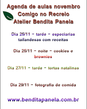 AGENDA  DE CURSOS COMIGO