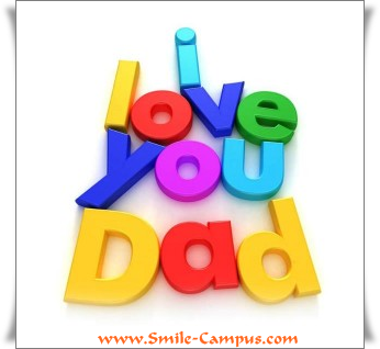 I Love You Daddy - Happy Father's Day Pics No. 42