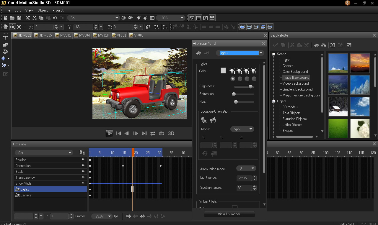Corel MotionStudio 3D Full Version