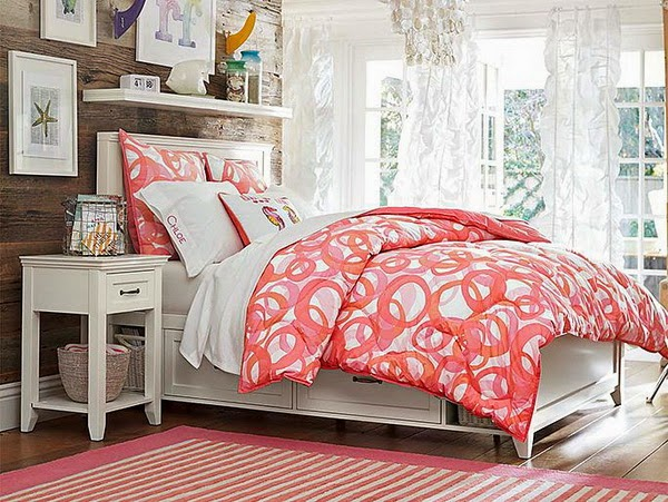 Teen Bedroom Decorating Ideas and Teen Bedroom Furniture | MODERN INTERIOR