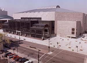 Future of the Bradley Center