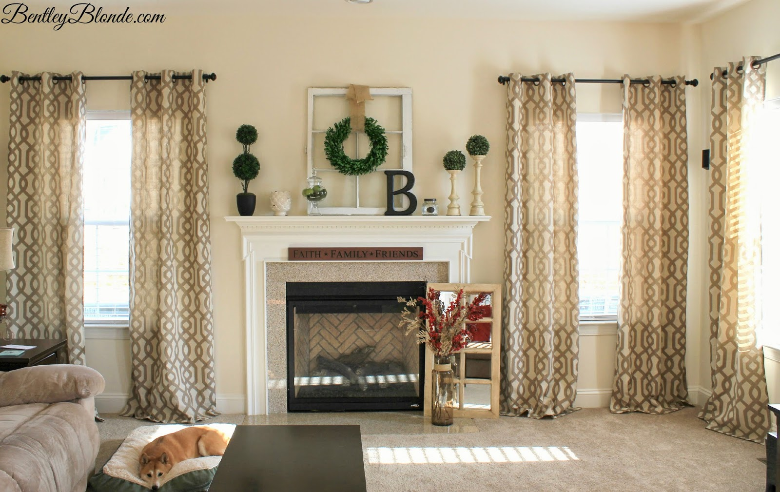Bentleyblonde for Kirkland living room ideas