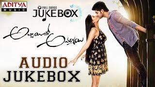 Abbayitho Ammayi Full Songs II Jukebox