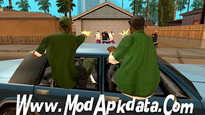 GTA: San Andreas v1.03 mod apk downloads & review