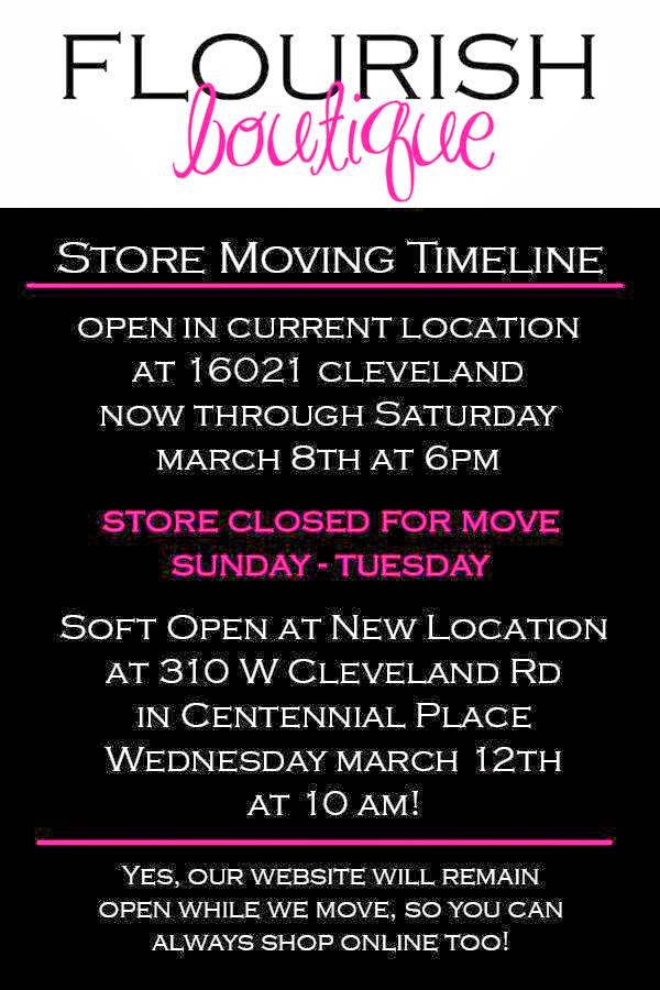 granger indiana boutique moving