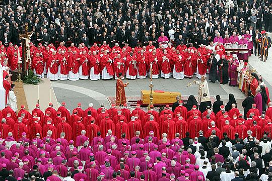 É a Seita do Vaticano II a Prostituta da Babilónia profetizada em Apocalipse?