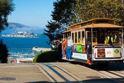 Ciudad de San Francisco, California. - Tranvías del recuerdo