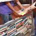 A la fecha, fueron donados más de 22 mil libros en la Feria para los afectados en La Plata y Saavedra