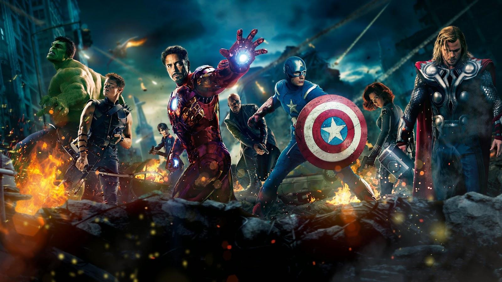 Avengers,Hulk