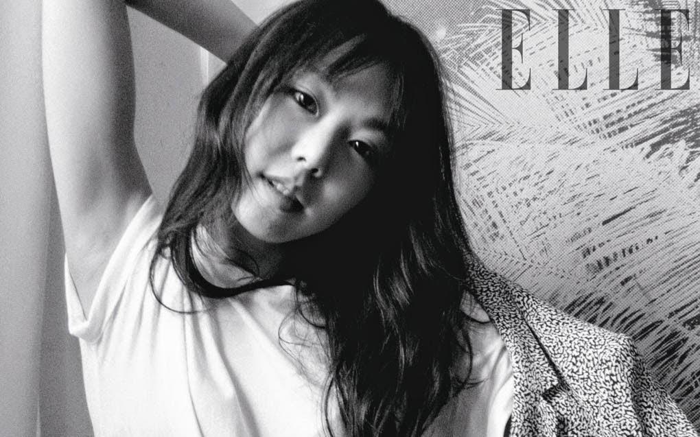 Kim Min Hee - Elle May 2014