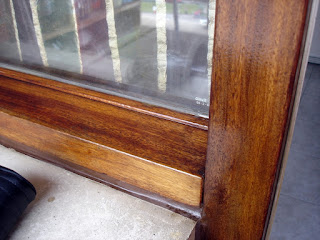 Barnizado de ventanas