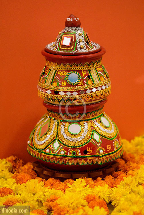Navratri Pot Decoration God Wallpapers