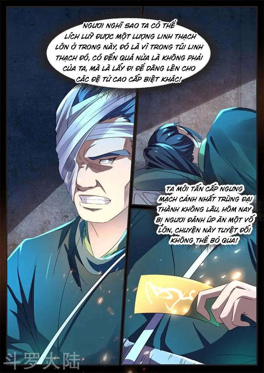 Ngự Thiên chap 69 - Trang 8