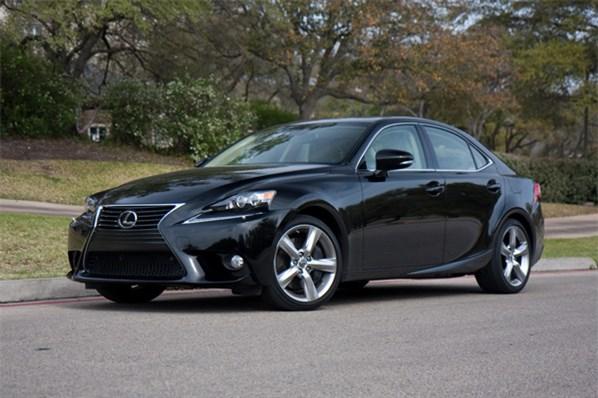 Latest Lexus 2014