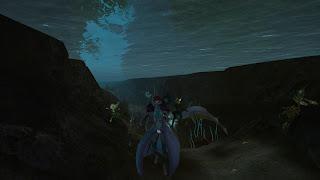Brisban Wildlands Sylvari Underwater