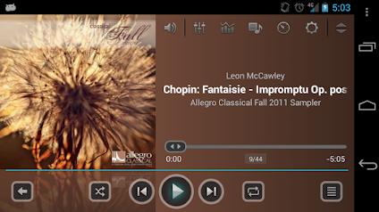 JetAudio Free Android Music Player
