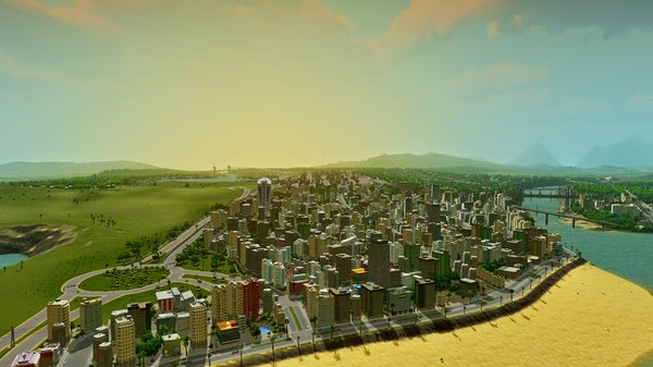 Cities Skylines Screenshot 1