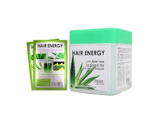 Hair Energy Creambath Aloe Vera