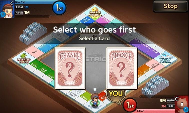 Download Game LINE Let's Get Rich.Apk