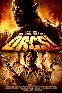 Watch Orcs! 2011 BRRip Hollywood Movie Online | Orcs! 2011 Hollywood Movie Poster