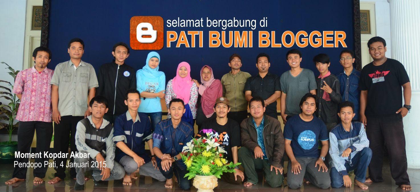 kelompok pecinta ngeblog asal karesidenan pati