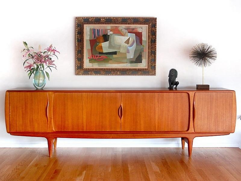 Danish Style Credenza : Fiorito interior design mid century modern march the danish