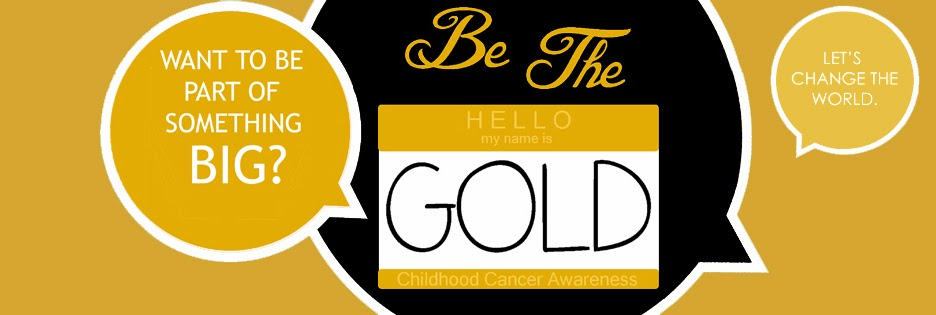 Be The Gold Blog