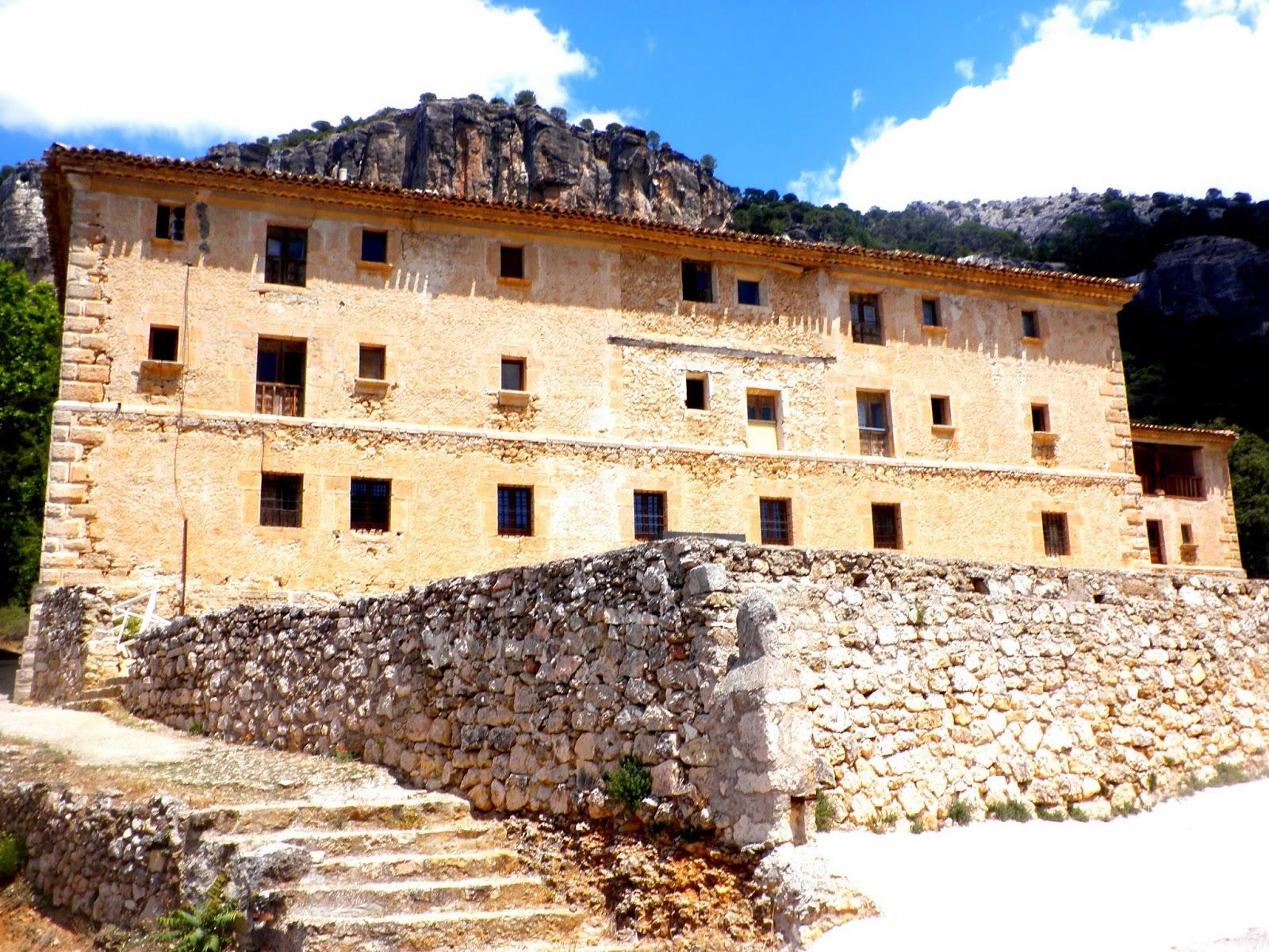 Monasterio de San Miguel de las Victorias. Cuenca