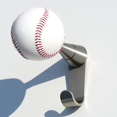 Insilvis BASEBALL +, coat hook