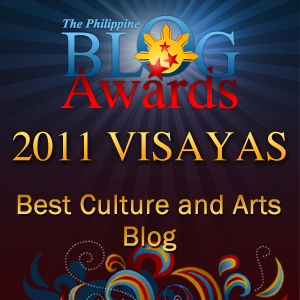 Best Culture and Arts Blog Award