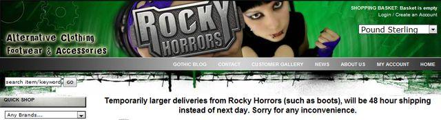 Rockyhorrors.co.uk