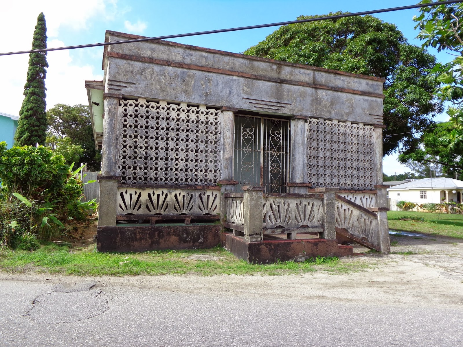 Things I Love Caribbean Architecture