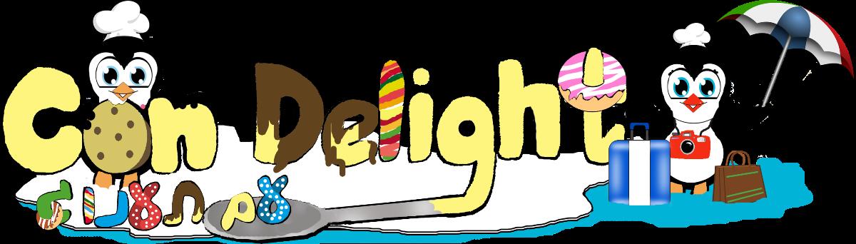Con DeLight עם תענוג