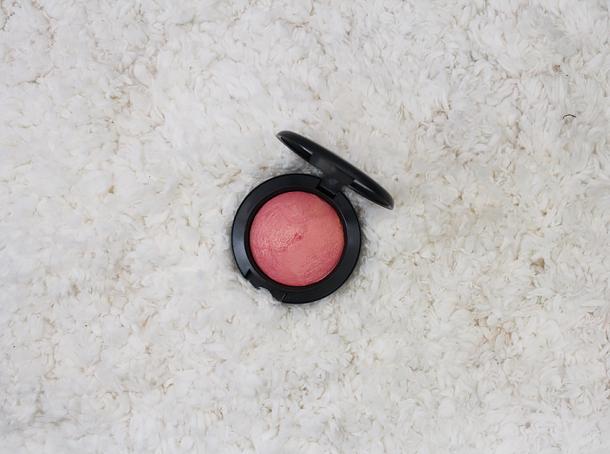 mac mineralize blush petal power review